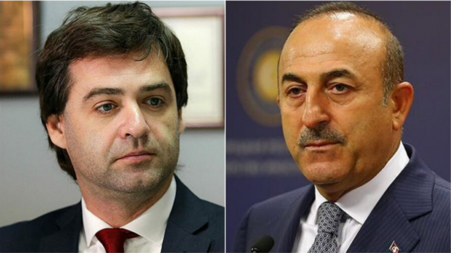 Ministrul nostru de Externe a discutat cu omologul turc. Și-au lansat invitații reciproce la Chișinău și Ankara