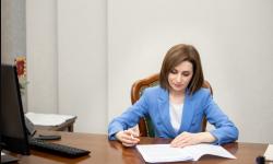 DOC Două la Parlament, una la Guvern. Maia Sandu și-a demis trei consiliere, care au ales să lucreze în alte instituții