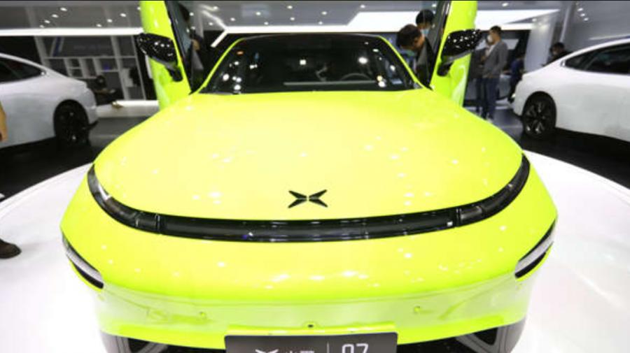 Xpeng, rivalul chinez al Tesla va dubla producția de automobile pe măsură ce concurența devine mai aprigă