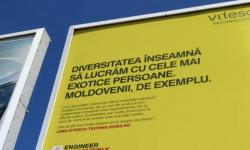 Moldovenii, considerați EXOTICI la Timișoara! Un panou publicitar controversat a trezit nemulțumiri