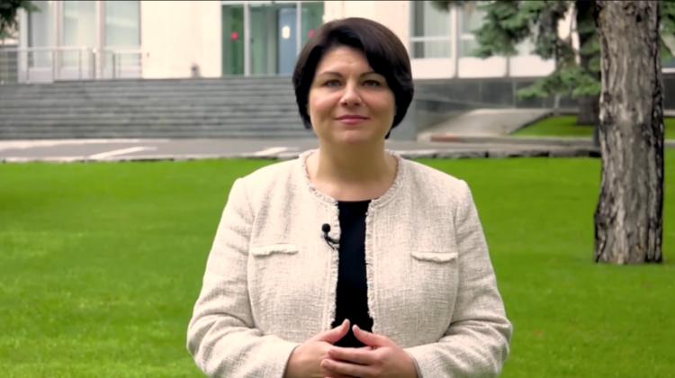 (VIDEO) Natalia Gavrilița, mesaj de Ziua Independenței: Fie ca următorii 30 de ani să fie mai buni