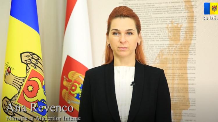 (VIDEO) Ana Revenco, mesaj de Ziua Independenței: Știu că avem puterea să lucrăm împreună