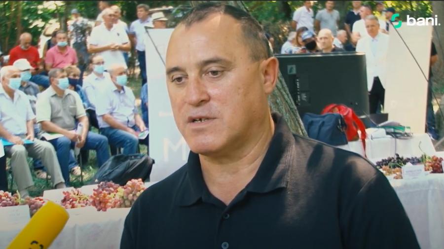 (VIDEO) Interviu cu Iurie Fală, director executiv Moldova Fruct: Standardele de calitate formează prețul