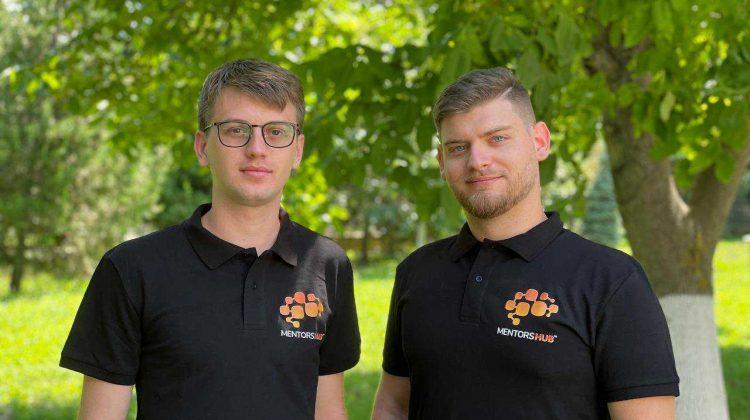 Vadim Casap și Dorin Pușcașu, fondatorii MentorsHub – platforma pentru creatori de conținut calificați și pasionați