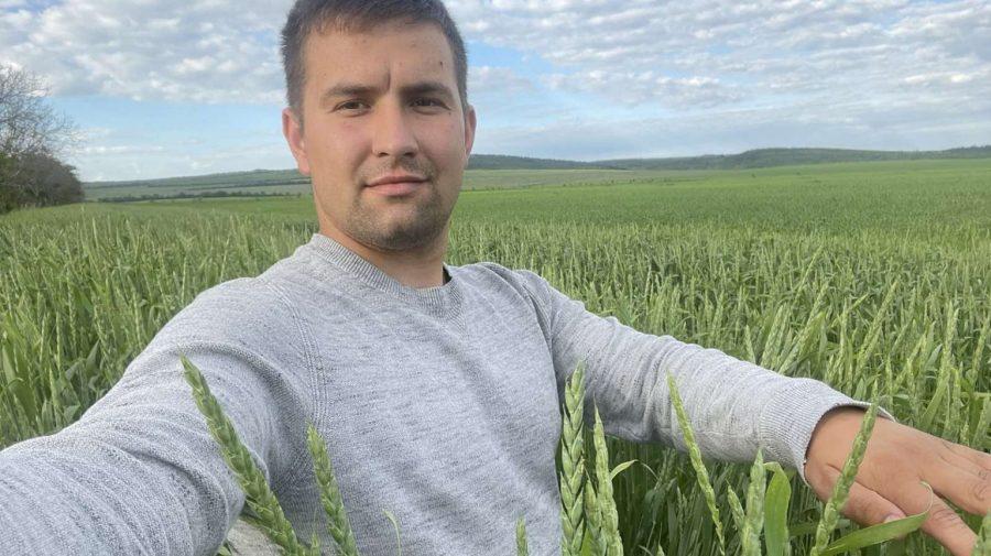 Lucian Balan, agricultor: Anul acesta a fost profitabilă cultivarea ecologică a speltei. Provocări și planuri de viitor