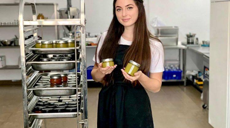 Două tinere antreprenoare din Moldova povestesc despre experiența lor în afaceri. Mod de viață corect și produse locale