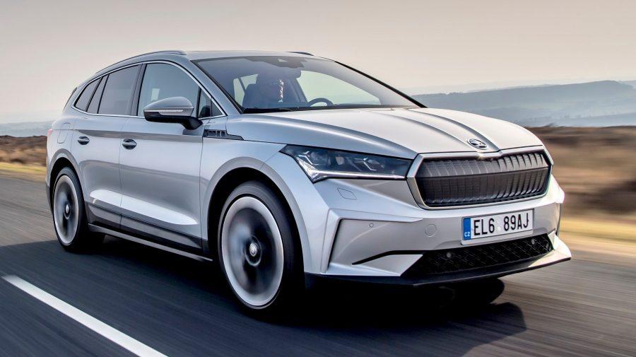 Cinci stele la testul Euro NCAP pentru Skoda: Automobilele electrice sunt la fel de sigure ca cele cu ardere internă