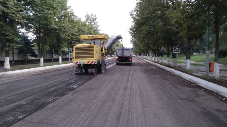 INFOGRAFICE Havuz pietonal și drumuri reparate – Centrul municipiului Ungheni se renovează! Cum decurg lucrările