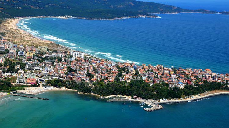 Comercianții de pe litoralul din Bulgaria plâng după clienții bogați. Românii și moldovenii nu cumpără nimic