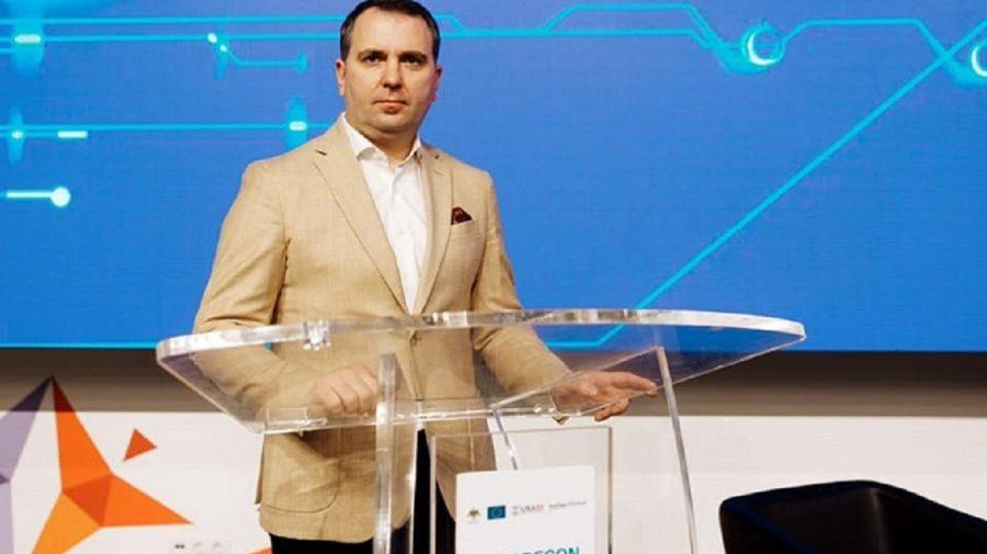 """Agenda - Zaharia: Îmi doresc enorm să creez din """"Poșta Moldovei"""" o companie de succes, un partener de încredere pentru clienți"""