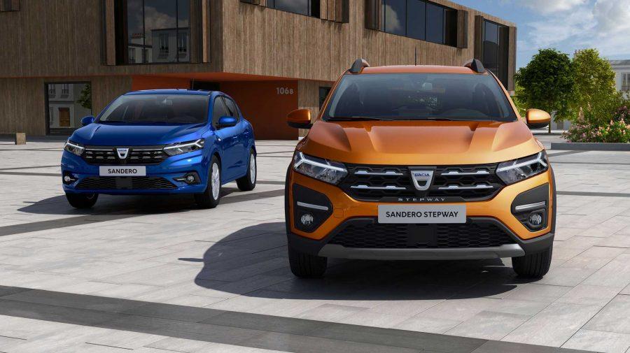 Dacia Sandero a depășit Volkswagen Golf și a fost, în iulie, cea mai vândută mașină la nivel european