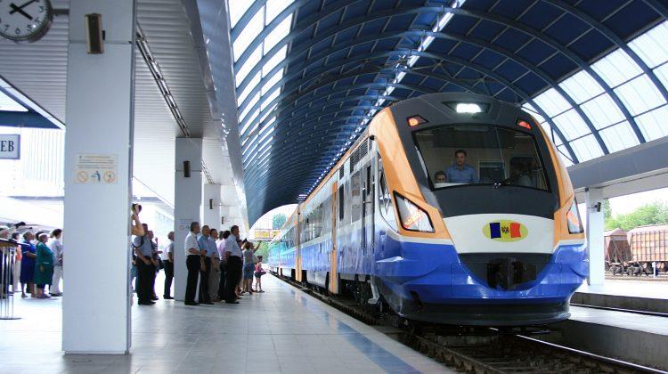 Veste bună pentru moldoveni! Trenul Odesa – Chișinău – Odesa își reia activitatea
