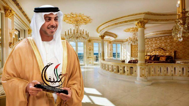 (FOTO) LUX cum n-ai mai văzut: băi din aur și tacâmuri din porțelan! Cum arată luxoasele palate ale șeicilor?