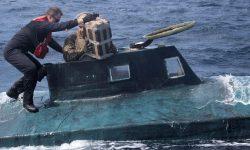 Marina columbiană a capturat un submarin cu două tone de cocaină în valoare de 68 de milioane de dolari americani