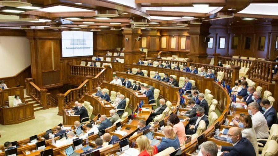 Încă două ședințe extraordinare la Parlament. Vor fi examinate modificări a unor legi și demiteri la CNA și CC