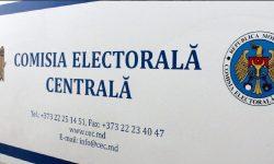 CEC și-a ales președinta cu 2/3 din membrii numiți în funcție. Vicepreședintele și secretarul – mai târziu