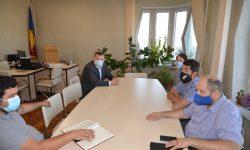 Ședință comună între Agenția pentru Eficiență Energetică și Green City Lab Moldova. Despre ce au discutat