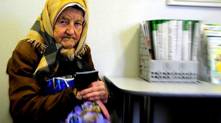 Moldova îmbătrânită! Pensionarii cresc mai repede ca numărul angajaților