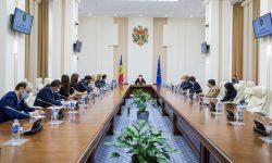 Natalia Gavrilița: Guvernul lucrează acum la elaborarea unui șir de acțiuni pentru susținerea economiei