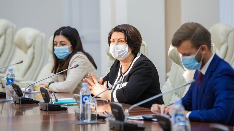Natalia Gavrilița: La momentul de față sunt multe probleme în sectorul energetic