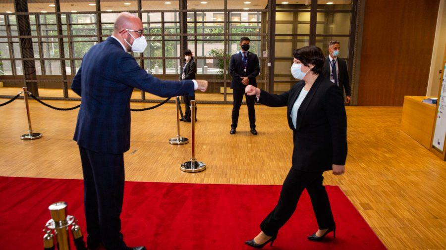 Charles Michel după întâlnirea cu Natalia Gavrilița: Moldova este un partener important și prioritar pentru noi