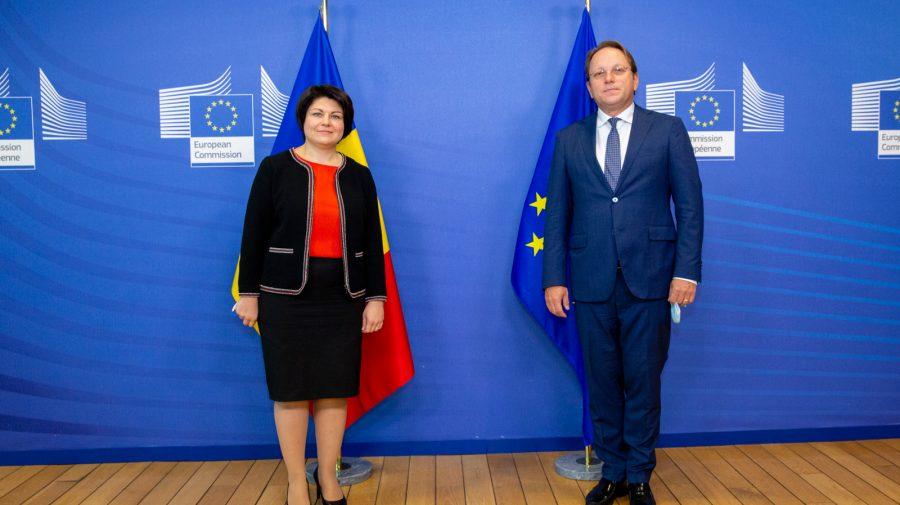 Uniunea Europeană a debursat Republicii Moldova cele 36,4 milioane euro. Anunțul făcut de Oliver Varhelyi