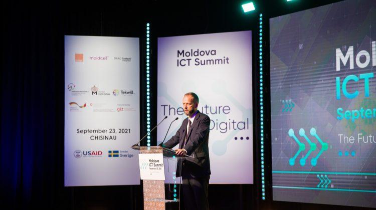 """""""Moldova ICT Summit 2021: The Future of Digital"""": Noile direcții de dezvoltare a sectorului IT din Republica Moldova"""