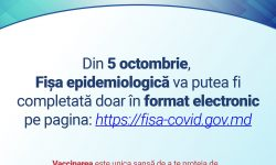 (VIDEO) Bine de știut: Fișa epidemiologică va putea fi completată doar în format electronic. Cine este vizat
