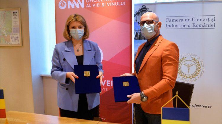 Cristina Frolov: vom demara activități de promovare a brandului de țară Wine of Moldova. A fost semnat un memorandum