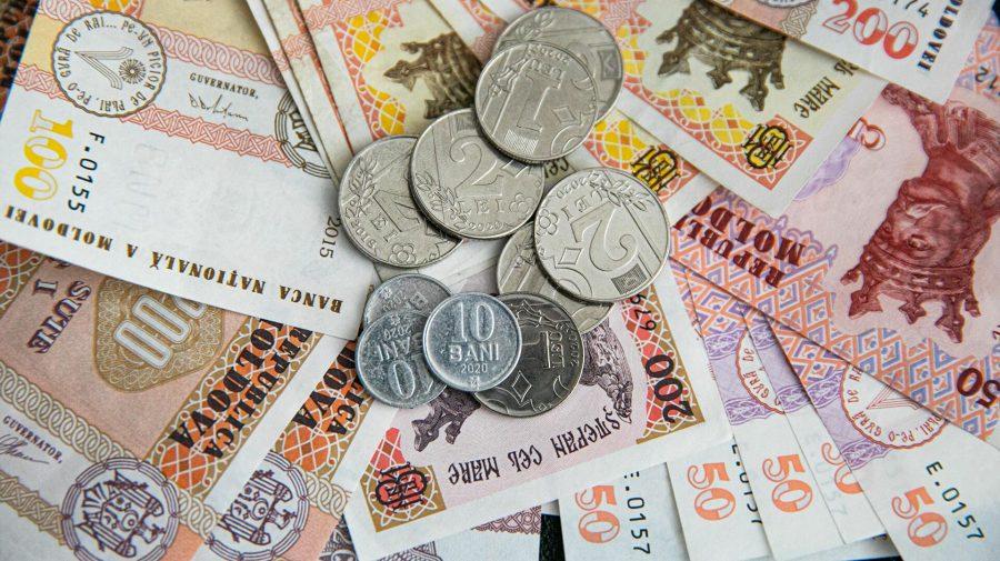 Moneda națională prinde la puteri. Ce a făcut BNM ca să țină leul în frâu