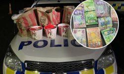 """Cu portbagajul """"plin de KFC"""" și 100.000 de dolari cash. Au vrut să intre într-o zonă aflată în carantină"""