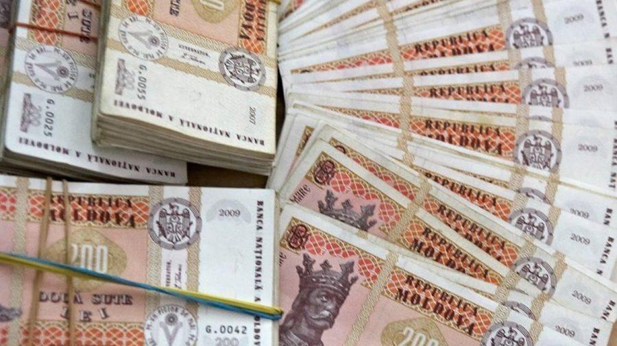 În perioada ianuarie – august 2021, volumul încasărilor banilor în numerar s-a majorat cu 25,3%. Volumul eliberărilor