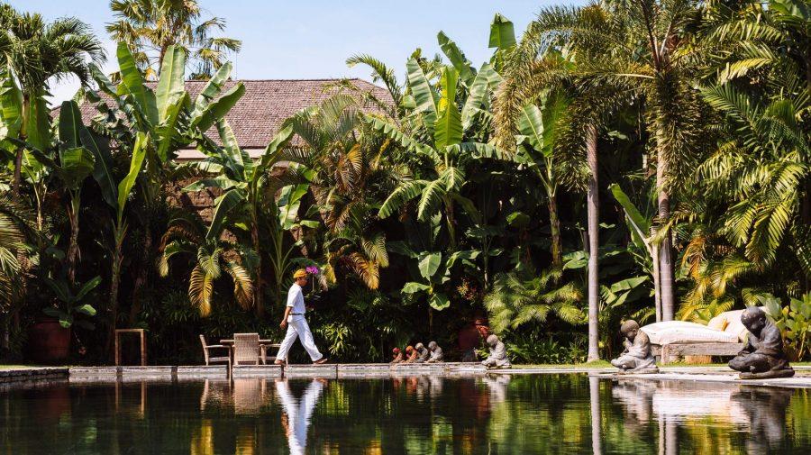 FOTO Istoria cuplului francez care a cumpărat o vilă în Bali, fără a cunoaște locul. Acum, o noapte costă 1.220 dolari