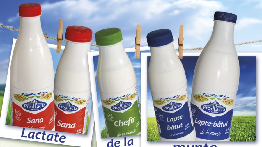 Laptele mai scump a înjumătățit profitul milionarului din lactate