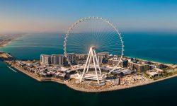 (VIDEO) Cea mai înaltă roată panoramică din lume se va deschide în octombrie! Se află în Dubai și va avea 82 m