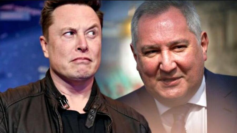 """(VIDEO) Rogozin îl invită pe Musk la el acasă: """"Am pus ceaiul la încălzit"""""""