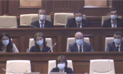 Parlamentul a votat noua componență a CEC, cu excepția candidaților opoziției