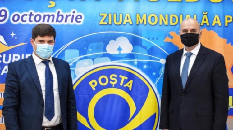 Poșta Moldovei are un nou Director! Cine i-a luat locul lui Vitalie Zaharia