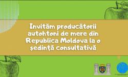 Municipalitatea invită producătorii autohtoni de fructe la o masă rotundă. Despre ce vor discuta?