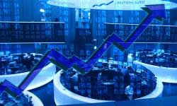 Acţiunile grupului imobiliar Evergrande au crescut puternic astăzi în cadrul bursei germane
