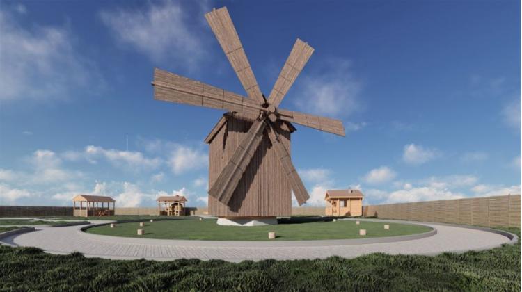 (FOTO) Va fi restaurată și conservată moara de vânt din satul Gaidar. Lucrările sunt finanțate de UE