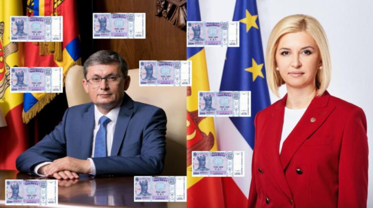DOC Irina Vlah cere de la Igor Grosu 200 de mii de lei despăgubire. L-a atacat în judecată pe speaker