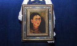 """Autoportretul Fridei Kahlo se estimează la peste 30 mln de dolari. Ar putea """"bate"""" toate recordurile de la licitații"""
