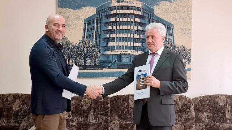 MAIB și ASEM au semnat un acord de parteneriat