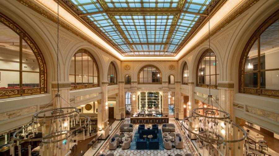 Grupul lituanian, care a deschis hotelul Marmorosch la București: Planificăm să recuperăm investiţia în 8-10 ani