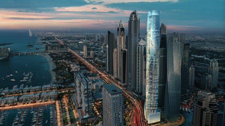Cel mai înalt HOTEL din lume va fi gata în 2023. Se află în Dubai și va oferi vederi de 360 de grade asupra orașului