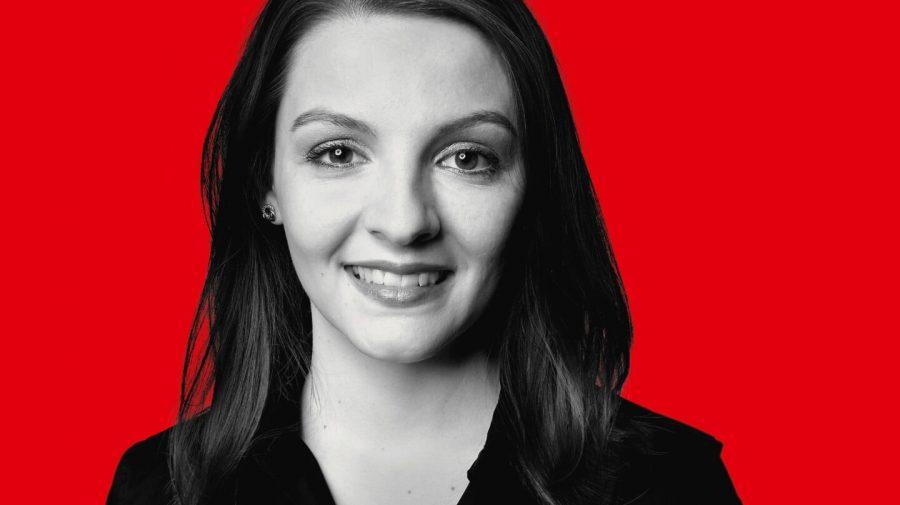 (FOTO) O tânără din România candidează pentru Parlamentul german. DE CE a intrat în politică?