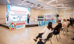 Granturi în valoare de până la 10 000 USD pentru 17 organizații ale societății civile promotoare ale egalității de gen