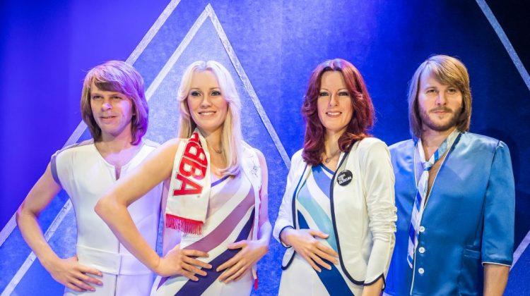 ABBA revine pe scenă. Vânzările de discuri și de bilete au înregistrat cifre record