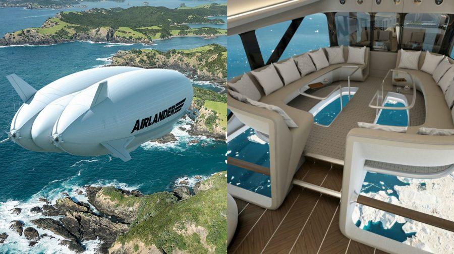 Cum arată cel mai mare avion din lume? De la nevoi militare la dormitor de LUX, baie privată. De ce a stârnit amuzament